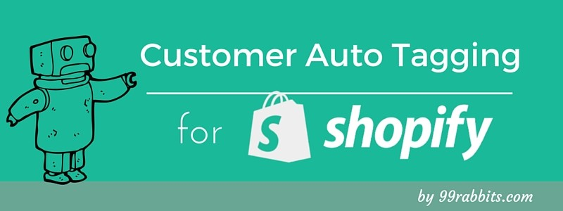 Shopify Customer Auto Tagging